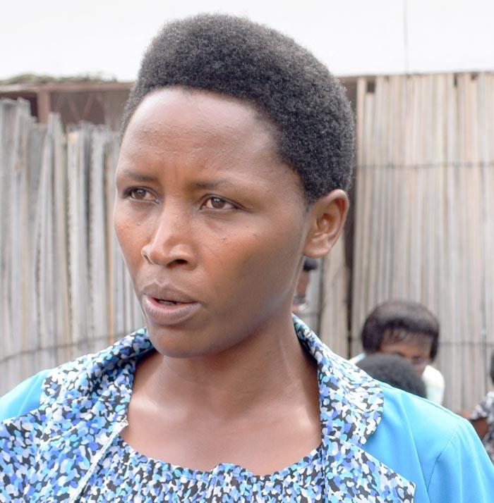 Judith Ndayisenga : «  J'ai déjà vérifié l'efficacité du 109 car je l'ai déjà appelé après avoir été témoin d'un accident. »
