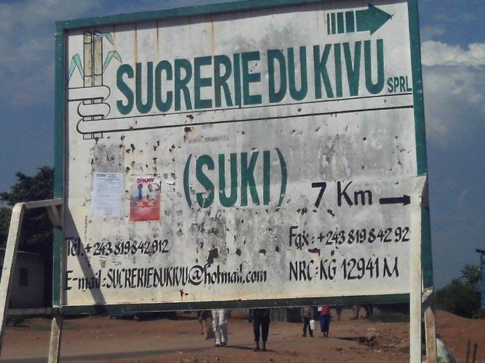 Kiliba Ondes, la localité près de laquelle les affrontements se sont déroulés.