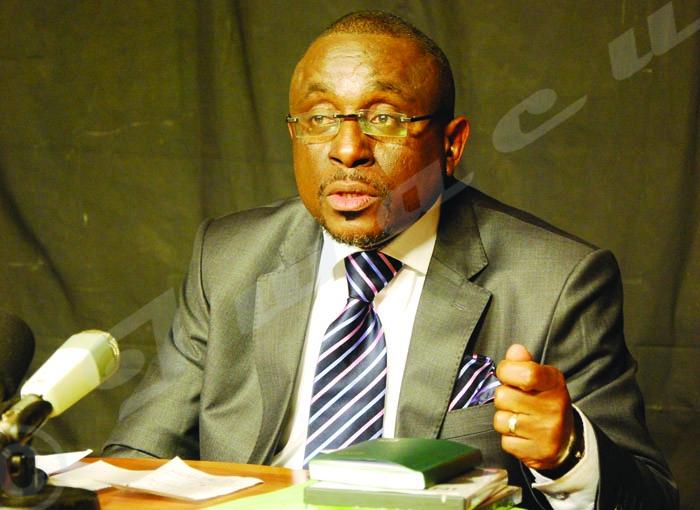 Pancrace Cimpaye : «Le monde entier sait que le pouvoir de facto de M. Pierre Nkurunziza a déjà assassiné plus de 2000 burundais, poussé à l'exil plus de 350 milles burundais et mis en prison plus de 6000 citoyens innocents»