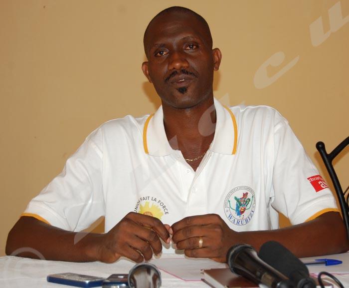 Anschaire Nikoyagize: « Nous n'allons pas renoncer à notre mission. Nous nous y sommes préparés et nous allons continuer à travailler dans la clandestinité. »