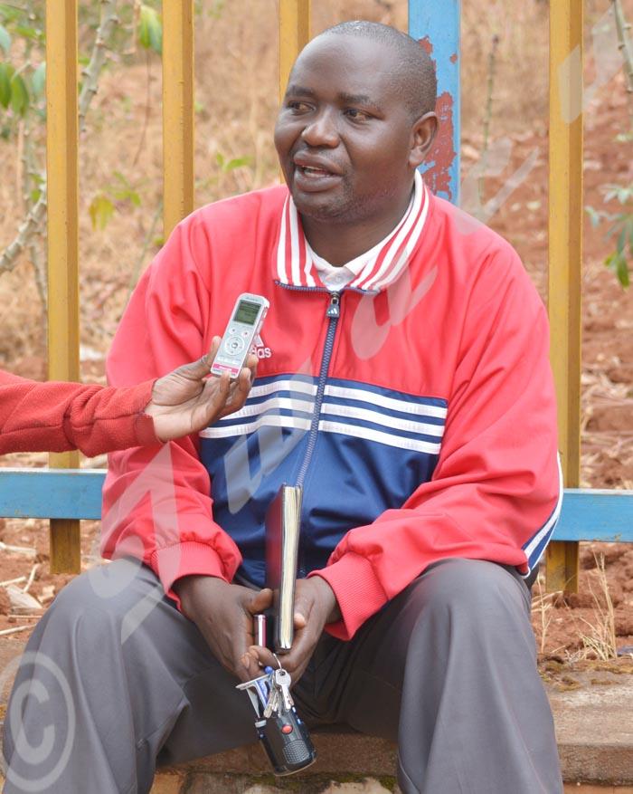 Denis Niyomuremyi : « Ces genres d'affrontements sont liés à l'ivrognerie.»