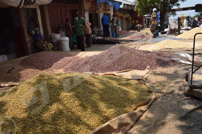 Les commerçants n'ont plus le droit de faire sortir les haricots hors de Muyinga