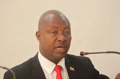 Emmanuel Niyonkuru, tué hier soir.