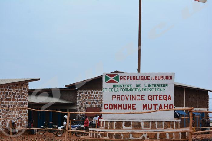 Mutaho, huit membres du Fnl pro Rwasa emprisonnés à la prison centrale de Gitega, depuis septembre 2016