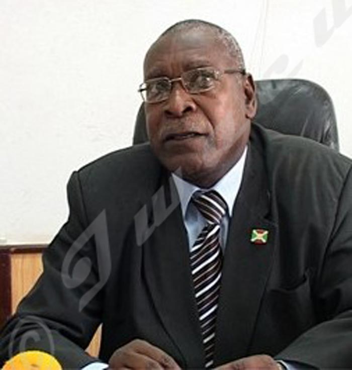 Philippe Nzobonariba : « Le Cnared est une association de terroristes qui n'a jamais été reconnue par le gouvernement de Bujumbura et le facilitateur. »