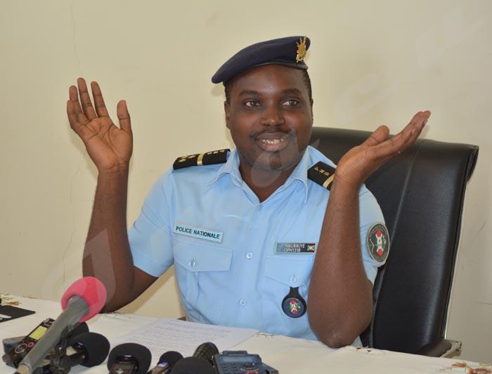 Pierre Nkurikiye