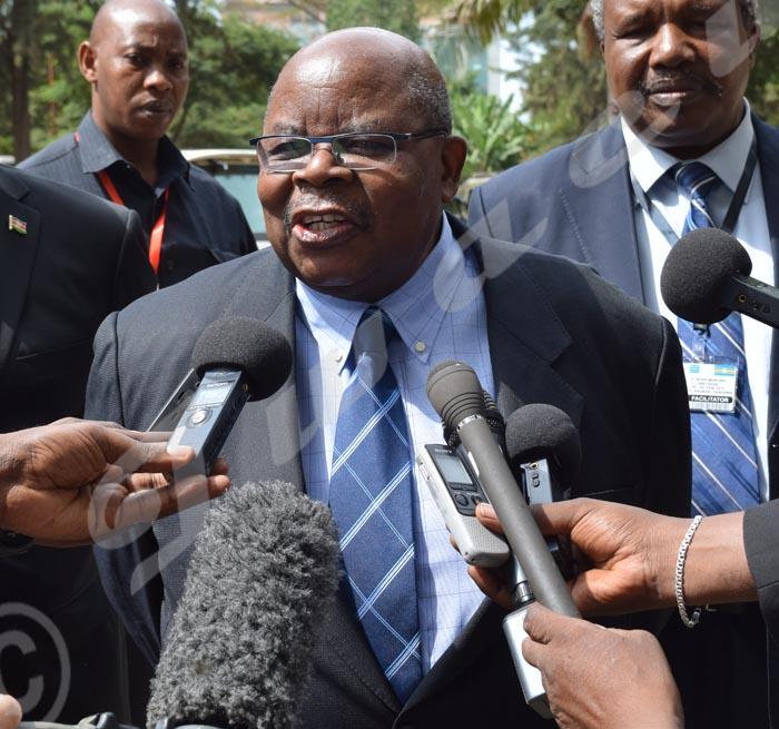 Mkapa : « Il faut vous engager pour la paix et respecter l'esprit de l'Accord d'Arusha»