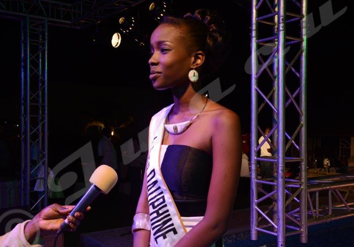 Monna Walda Kaneza compte s'imposer dans le concours.