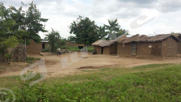 Localité de Vugizo où les six personnes ont été arrêtées mardi 21 mars