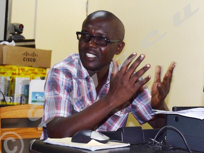 Pour Eric Nyandwi, il y a un impact sur l'avancement des programmes.