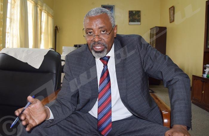 Jean de Dieu Mutabazi: «La loi sera appliquée contre les commerçants spéculateurs »