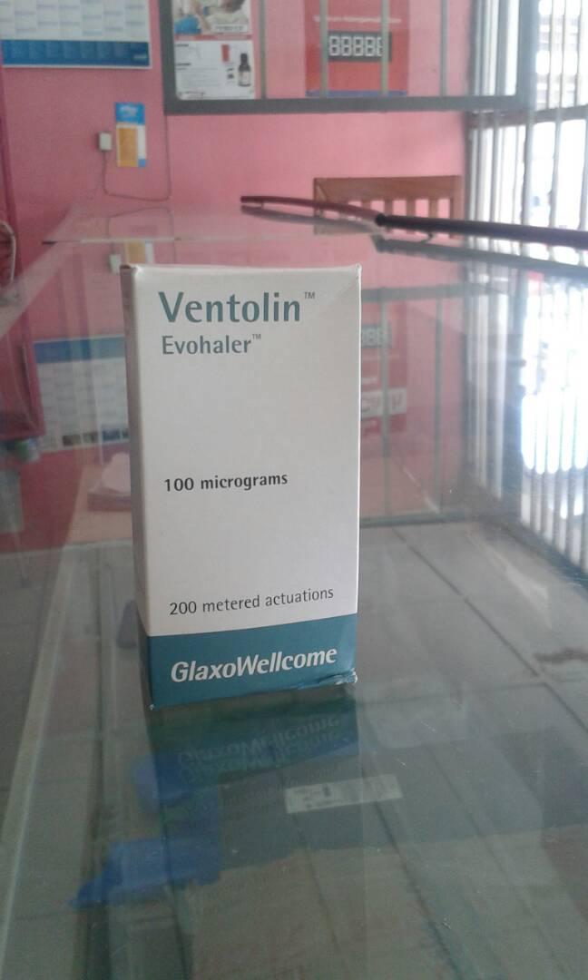 Dans des pharmacies, le Ventolin se raréfie.