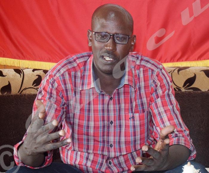 Abel Gashatsi, sa direction accusée de dilapider les biens de l'Uprona