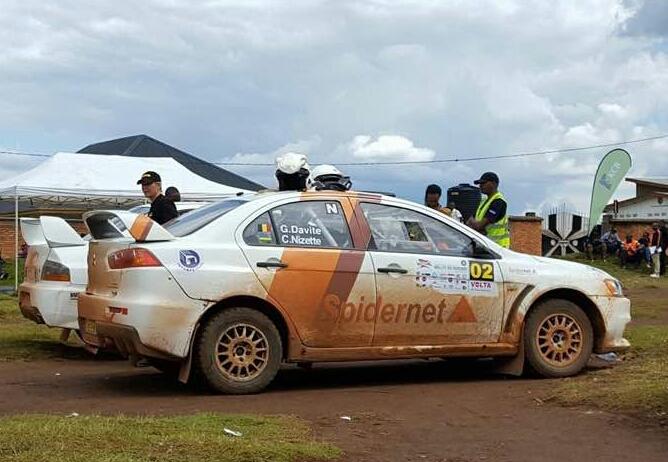 Rallye : après Bubanza, le  tour de Gitega
