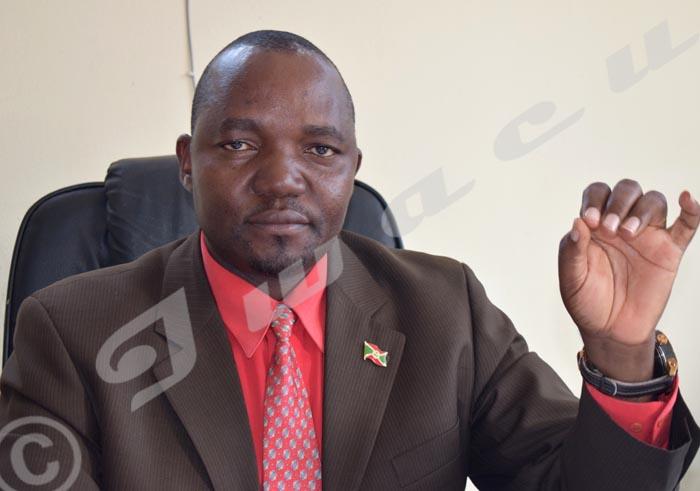 Le parti de Rwasa dans le collimateur du ministère de l'Intérieur