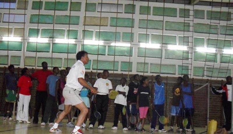 Badminton : Après cinq ans, les badistes burundais retrouvent les salles