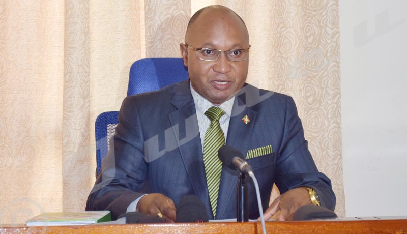 Le ministre Bunyoni met en garde les habitants de Kuwinterekwa