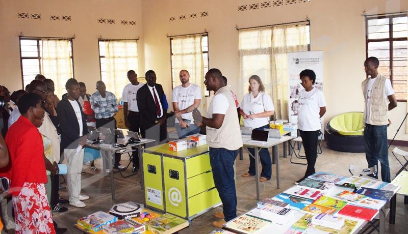 Drop In Center de Ngozi, plus qu'un centre communautaire !