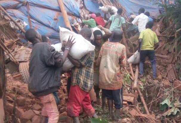 Un acccident fait cinq morts à Gashikanwa