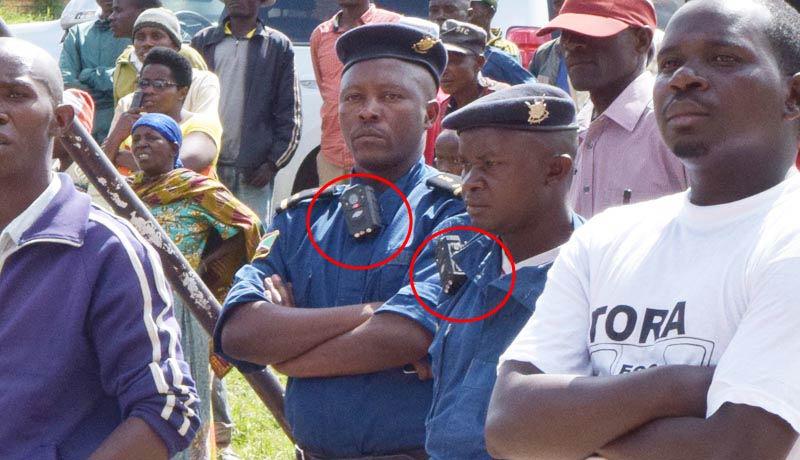 Rwasa : «Si vous prenez des images en vue de pourchasser nos membres, nous alerterons l'opinion»