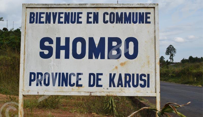 Karusi/Shombo : Des incidents qu'on cherche à cacher malgré les coups et blessures