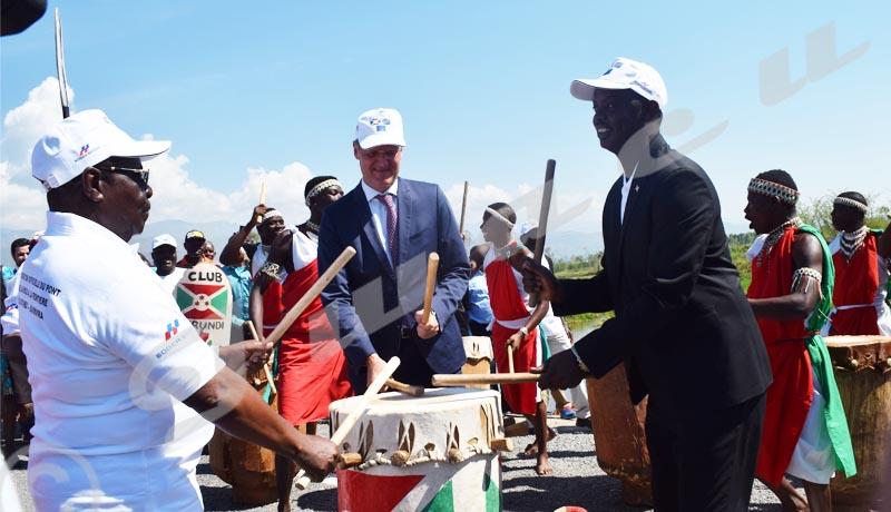 L'UE participe à l'inauguration du pont Burundi-RDC