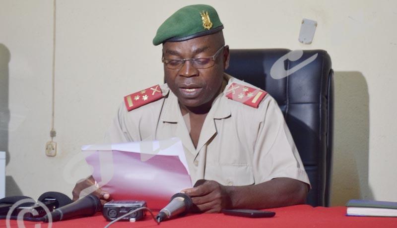 Les candidatures féminines et de l'ethnie Twa  insuffisantes à l'Armée