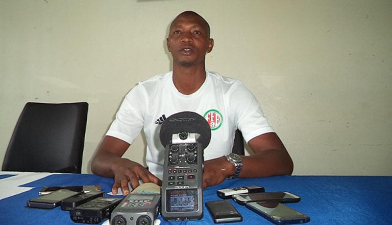 CAN U 20 : le Burundi déterminé à arracher un résultat positif à Lusaka