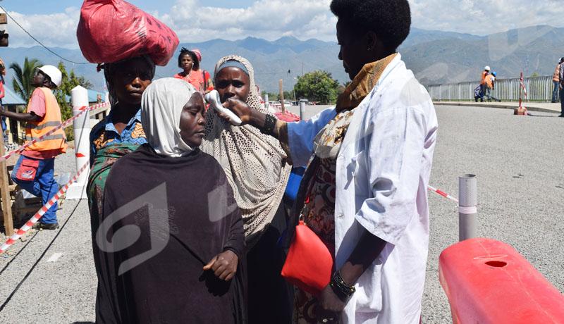 Ebola:Le Burundi  renforce sa riposte