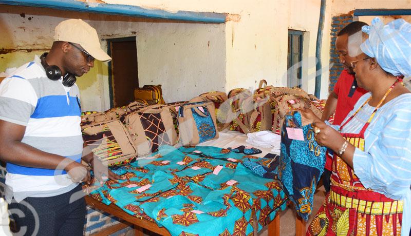 La CHASAA, grâce à l'appui technique et financier du PNUD, debout pour l'autonomisation socio-économique des victimes des VBG