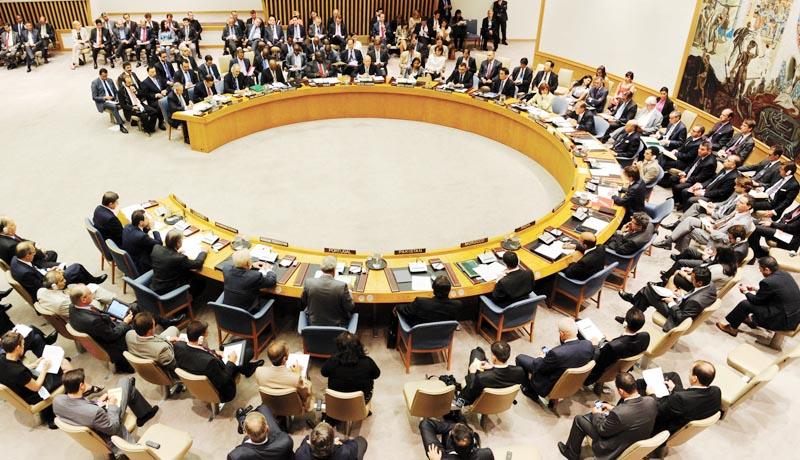 Le Conseil de sécurité appelle au dialogue inclusif