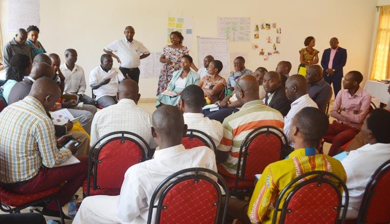 Le projet PROPA-O engagé dans la lutte contre la malnutrition au Burundi