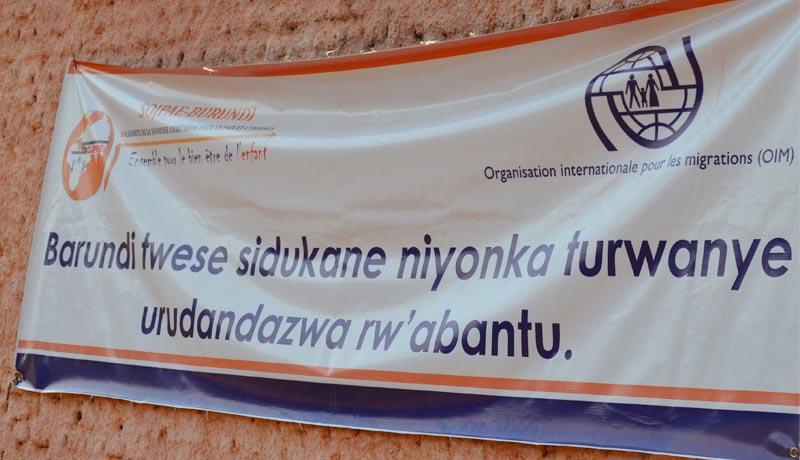 Centre Mpore Mwana :Un havre de paix pour les victimes de la traite des êtres humains