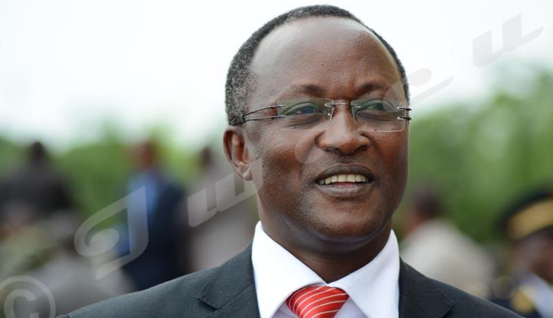 Gaston Sindimwo : « Le président est un homme bon »