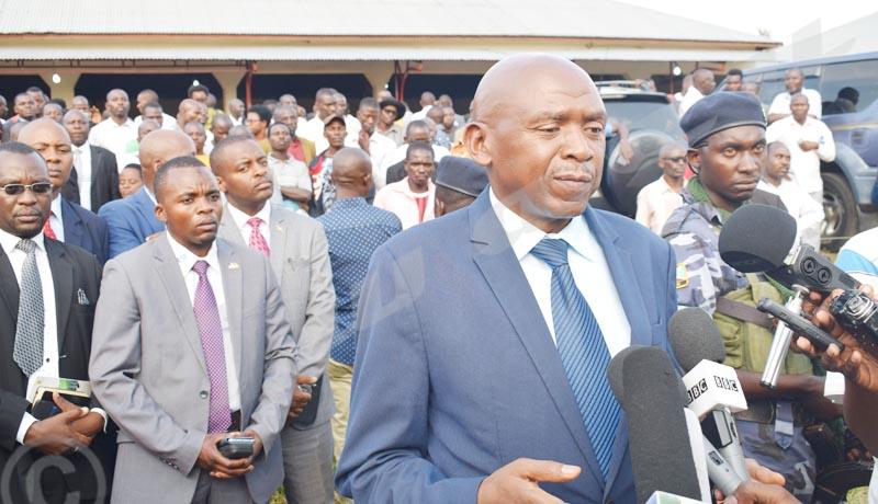 «Rwasa doit revoir les insignes de sa formation politique»