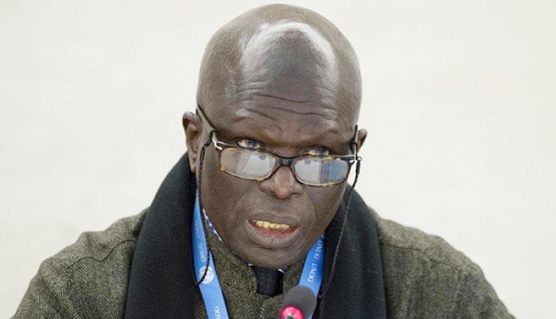 Commission Diène : «Ce niveau de violence alarmant est alimenté par l'impunité généralisée»