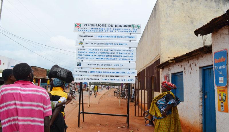 Cibitoke: Six membres du parti CNL incarcérés à Mugina