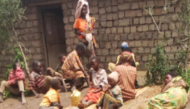 Les Batwa de Nyarugunda, des parias