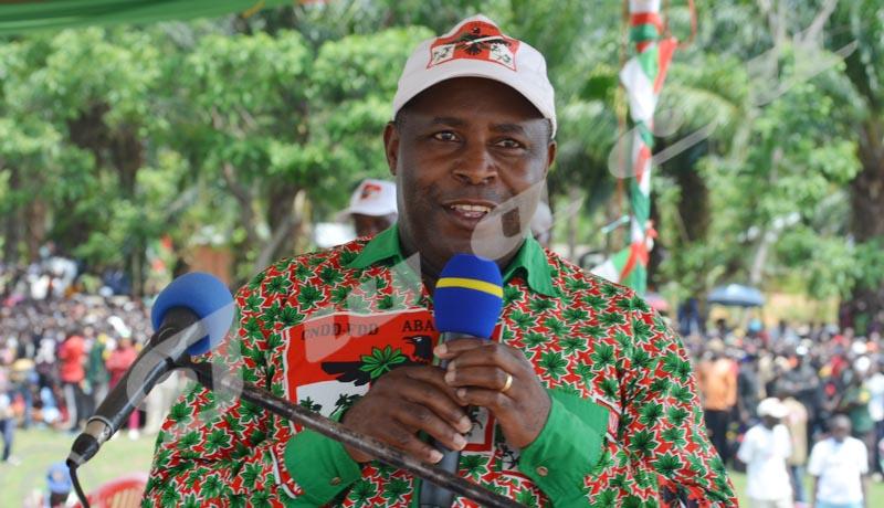 COVID-19: «Les cas testés positifs, c'est pour que l'action divine se manifeste sur le Burundi»