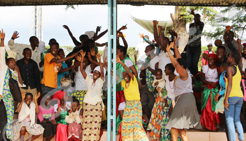 Gitega remporte la 2ème édition du concours de la chanson traditionnelle