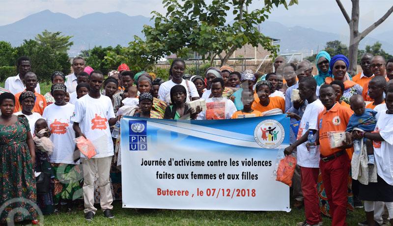 Buterere : Le PNUD et le Centre INABEZA  décidés à oranger les communautés Batwa