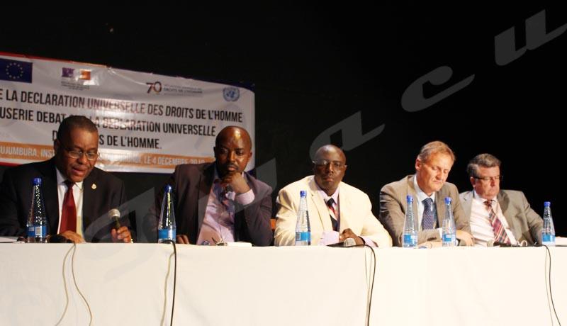 Droit de l'Homme/ Les journalistes   appelés à vulgariser la DUDH