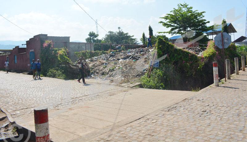 Commune Ntahangwa : des dépotoirs s'improvisent