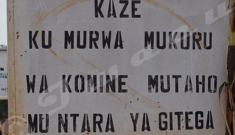 Mutaho: De la méfiance à la confiance