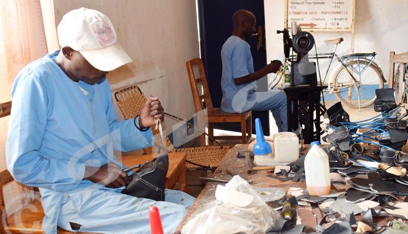 Makamba, un centre pour handicapé en difficulté