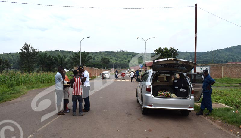 Ruhwa : Les transporteurs burundais interdits de franchir la frontière rwandaise