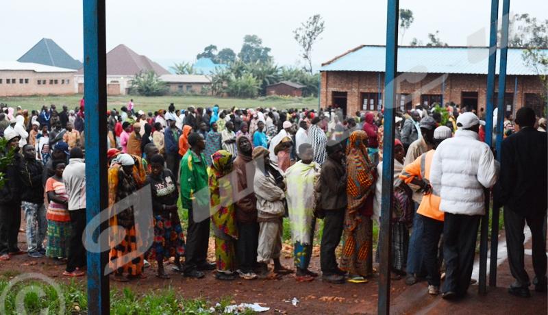 Le point sur quelques bureaux de vote