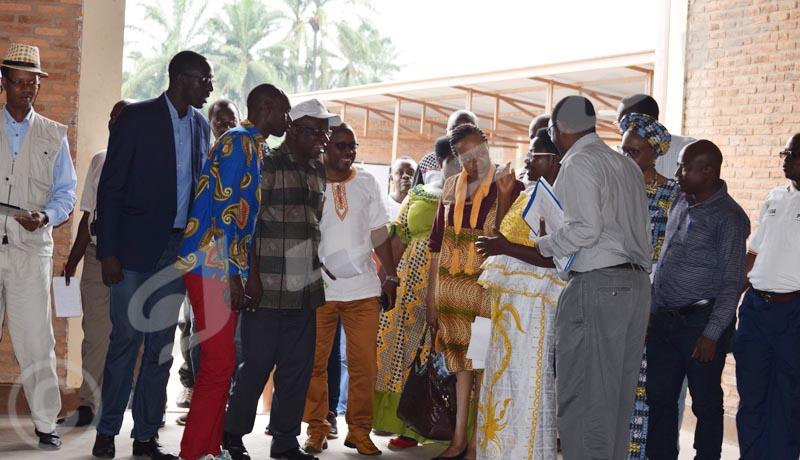 Bubanza: Les bénéficiaires satisfaits par les projets financés par le FIDA