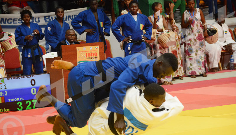 Judo  Coupe africaine des cadets/juniors : le Burundi est-il prêt pour le rendez –vous?