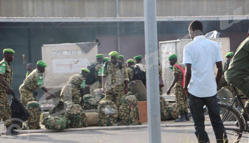 AMISOM : Début d'exécution de la décision du CPS de l'UA